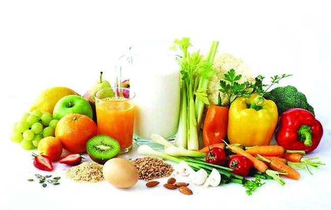 Produktyi pravilnogo pitaniya - Правильное питание для похудения