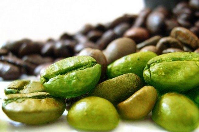 Как зеленый кофе помогает похудеть