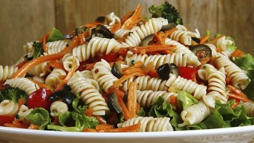 Греческая диета макароны