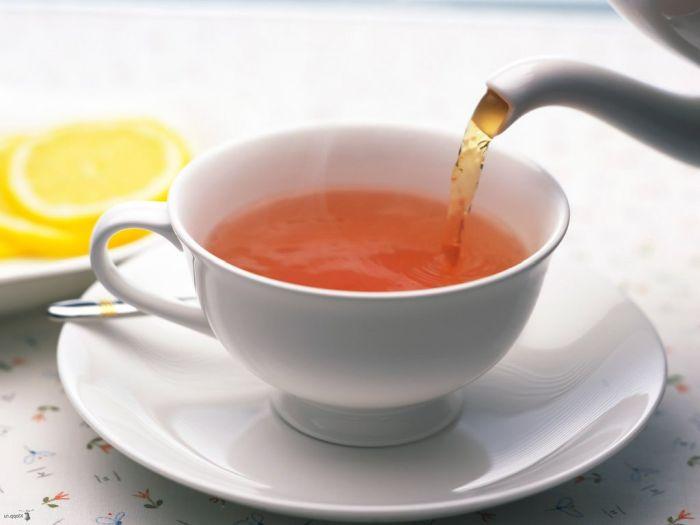 Pit chay posle edyi - Чай после еды