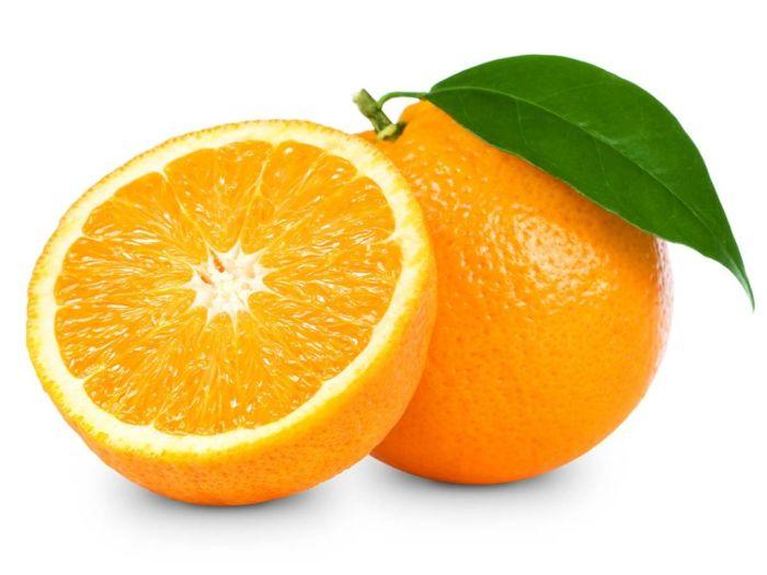 Зимний фрукт - Апельсин
