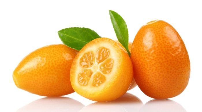Zimniy frukt Kumkvat - Зимние фрукты