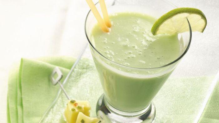 Bananovyiy kokteyl s medom i limonom dlya pohudeniya - Лимон и мед