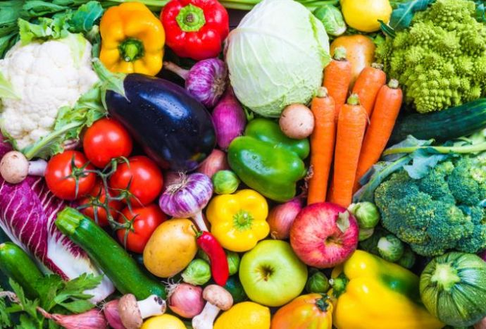 Fruktyi i ovoshhi - Фрукты и овощи