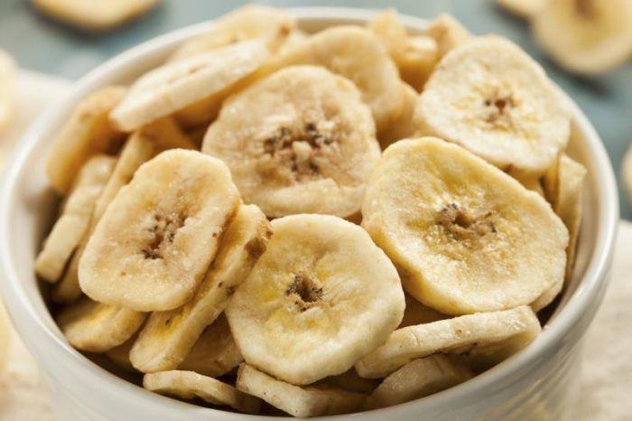 Kaloriynost banana - Бананы - калорийность