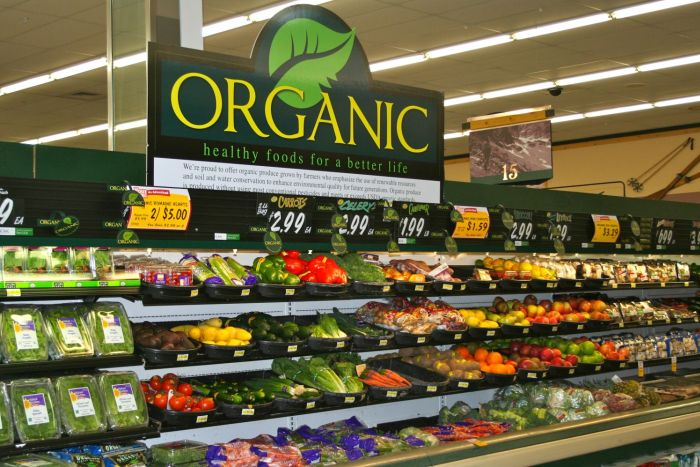 Органические продукты в лечебном питании