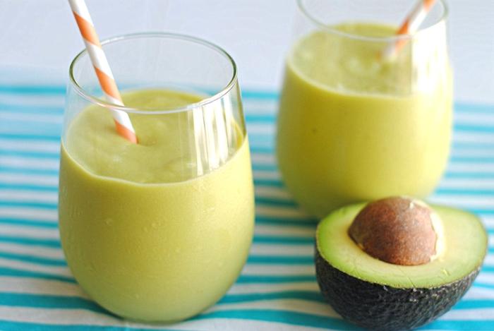 Smuzi avokado - Авокадо