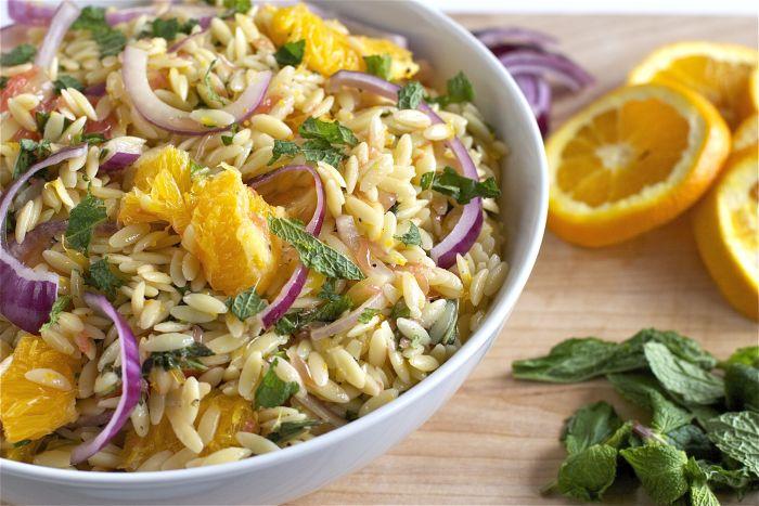 TSitrusovyiy fruktovyiy salat - Фруктовый салат