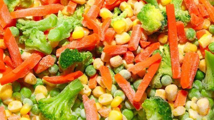 Замороженные фрукты и овощи в домашних условиях