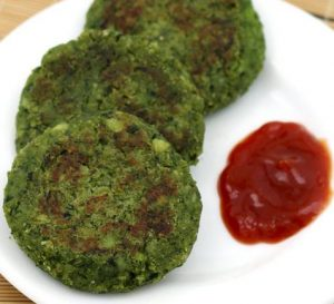 Vegetarianskie kotletki 300x273 - Вегетарианские котлетки