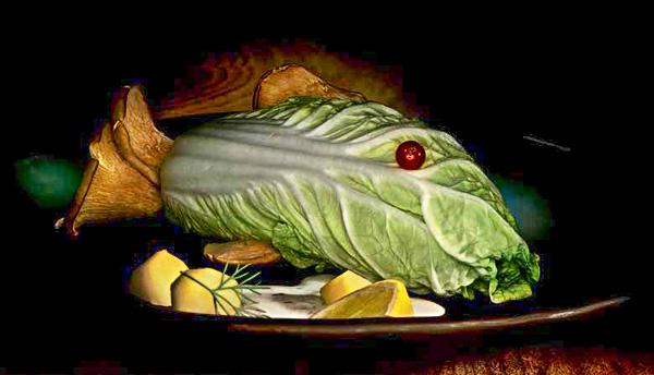 Edyat li vegany rybu - Едят ли веганы рыбу
