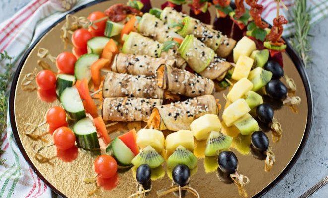 Vegetarianskie zakuski 661x400 - Вегетарианские закуски