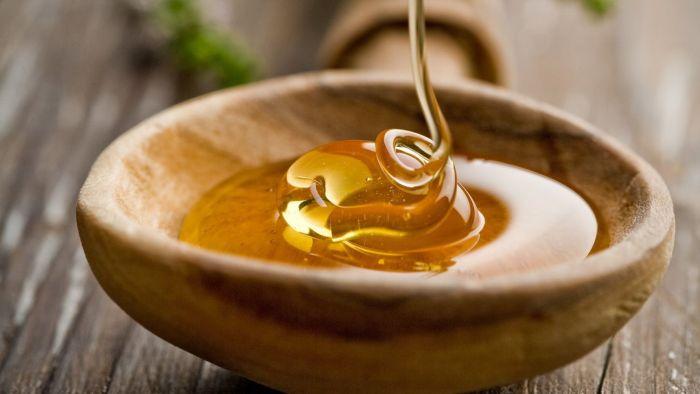 сырой мед